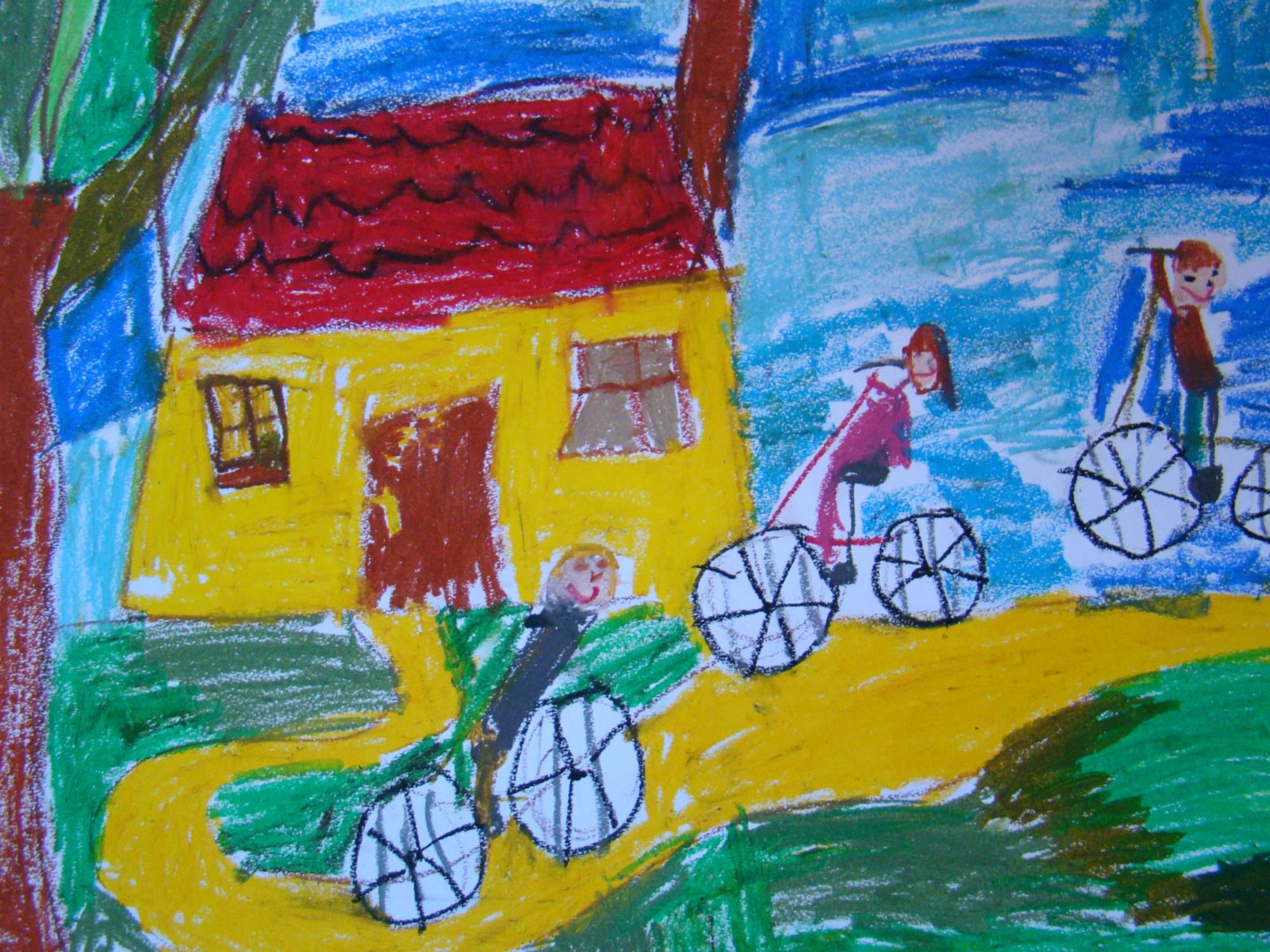 Daria Osumek lat 6, I miejsce